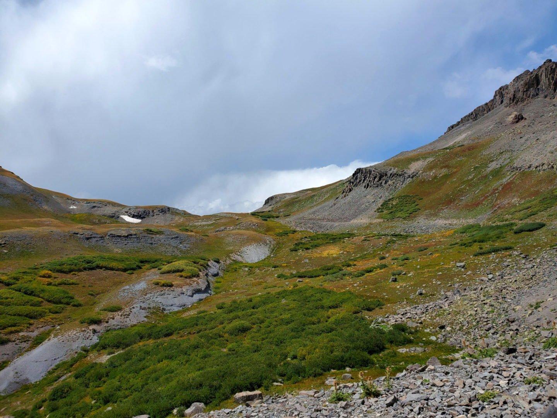 Stony Pass summit