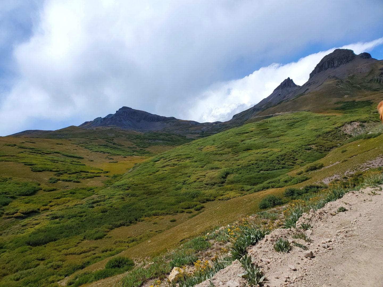 Near Stony Pass summit
