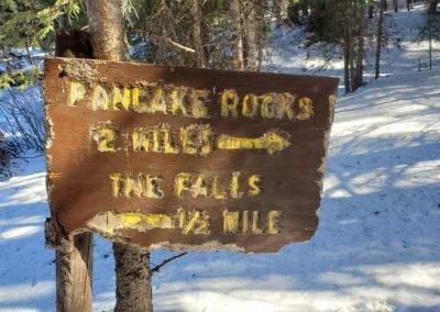 Old signage