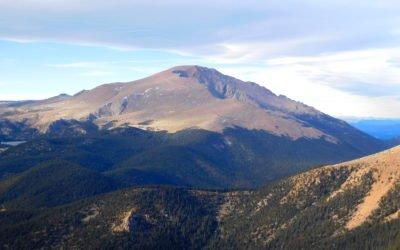 Pikes Peak (14,110′), Front Range